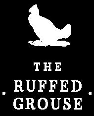 THE RUFFED GROUSE LOGO
